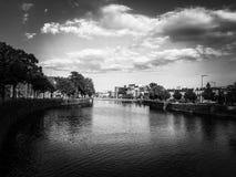 Cork River foto de archivo libre de regalías