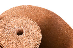 Cork roll Royalty Free Stock Image