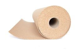 Cork roll Royalty Free Stock Photography