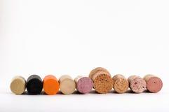 Cork row  Stock Photo