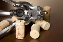 Cork-screw Stock Images