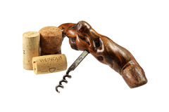 Cork Screw - Still-Life Stock Image