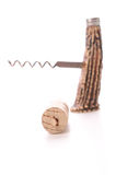 Cork screw Stock Images