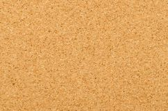 Cork sheet surface with fine texture royalty free stock photos