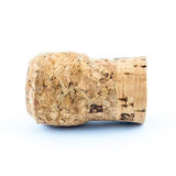 Cork-stopper of champagne Stock Photos