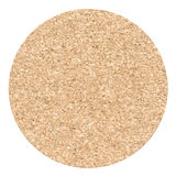 Cork table coaster Stock Photo