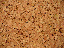 Cork texture. Background, light brown Stock Photo