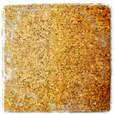 Cork texture. Textured background of old cork Royalty Free Stock Photography