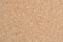 Cork texture background Royalty Free Stock Images