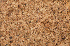 Cork texture background Royalty Free Stock Image