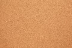 Cork texture background in natural colours Royalty Free Stock Photo