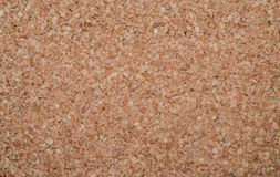 Cork texture - closeup Stock Photography