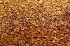 Cork texture. Compact cork texture pattern background Stock Image