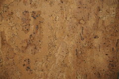 Cork texture. royalty free stock photography