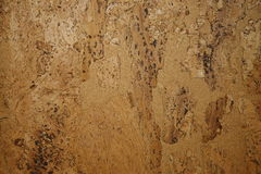 Cork texture. Cork for decoration, is sound insulation materials Stock Image