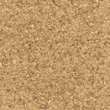 Cork texture. Vector seamless pattern Stock Photo