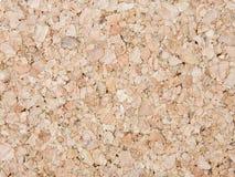 Cork Textuur Stock Afbeelding