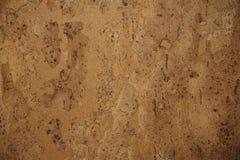 Cork textuur. Royalty-vrije Stock Fotografie