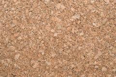 Cork textuur Stock Foto