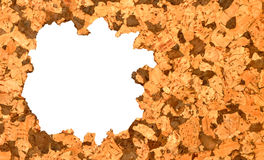 Cork Tile Background Royalty Free Stock Photos