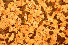 Cork Tile Background Royalty Free Stock Photography