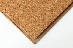 Cork tile Royalty Free Stock Images