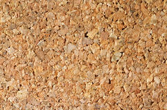 Cork tiles Stock Image