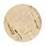 Cork Top. Isolated in white Royalty Free Stock Photography