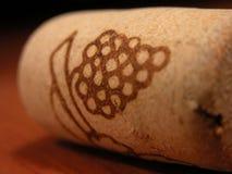 Cork van de fles Royalty-vrije Stock Fotografie