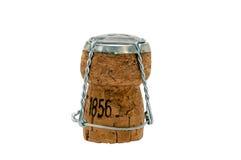 Cork van de wijn (kurk). Royalty-vrije Stock Foto's