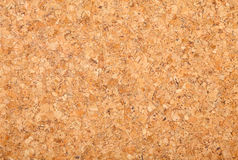 Cork wall panel Stock Photography