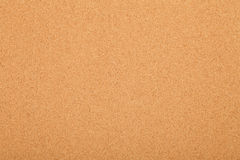 Cork wall panel. Cork wall or ceiling covering with texture and details Stock Photo