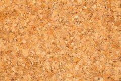 Cork wall panel Stock Images