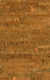 Cork wallpaper texture Royalty Free Stock Photo