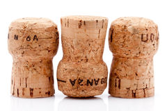 Cork of a wine bottle Stock Photo