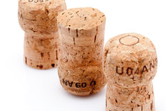 Cork of a wine bottle Royalty Free Stock Photography