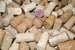 Cork for wine bottles Stock Photo