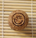 Cork from wine Stock Photos