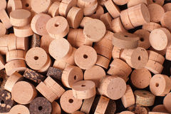 Cork wood Royalty Free Stock Image