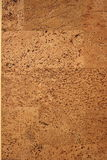 Cork Wood Texture Stock Photography