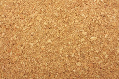 Cork Wood Texture Background Arkivbilder