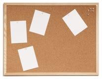 corkboard Стоковое фото RF