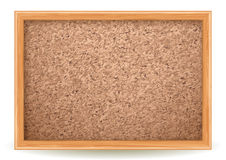 Corkboard Foto de Stock Royalty Free