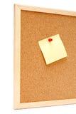 Corkboard Image libre de droits