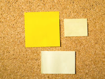 Corkboard Stock Photography