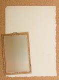 corkboard Fotografering för Bildbyråer