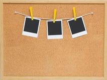 corkboard Royaltyfria Bilder