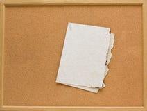Corkboard Royalty Free Stock Photos