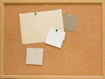 Corkboard Royalty Free Stock Image