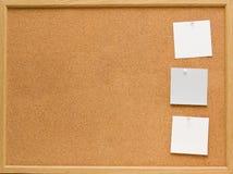 corkboard Arkivbilder